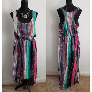 Xhilaration Dresses - 🎊HP🎊Xhilaration Maxi Dress Plus Size XXL